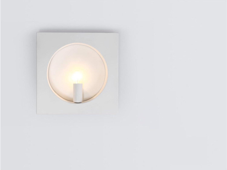 GFXJB LED Nachttischlampe Moderne, einfache, kreative Schlafzimmer Wandleuchte Wohnzimmer Balkon Gnge Treppenhaus Wandleuchte A+++ (Farbe   Wei)