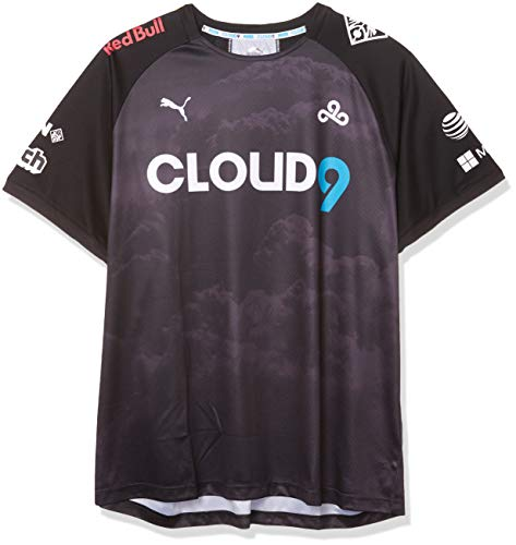 PUMA x CLOUD9 Clouds Game Day Trikot Esports Puma Black, L