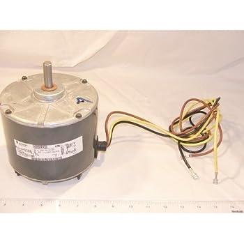 [SCHEMATICS_48EU]  Carrier Condenser Motor 5KCP39GFS166S 1/5 hp, 825 Rpm, 208-230V Genteq  3S003 - - Amazon.com | Outside Ac Fan Motor Wiring N859bs |  | Amazon.com