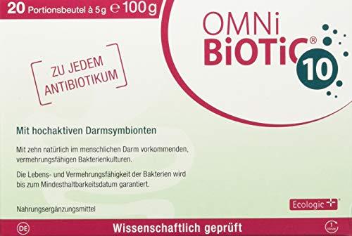 INSTITUT ALLERGOSAN Deutschland (privat) Omni Biotic 10, 20 Stück