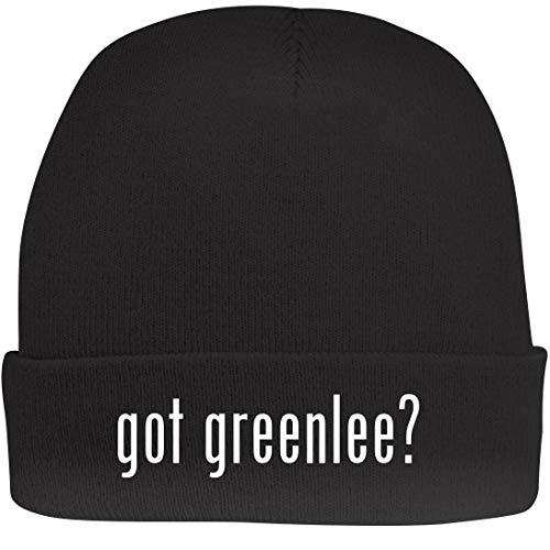 got Greenlee? - A Nice Beanie Cap, Black, OSFA