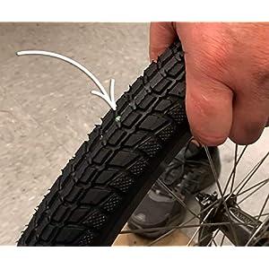 Slime 10015 Sellante de Reparación de Pinchazo de Neumático con Cámara de Bicicleta, Prevenir y Reparar, Apto para Bicicletas, con Manguera de Llenado, No Tóxico, Ecológico, Botella de 237ml
