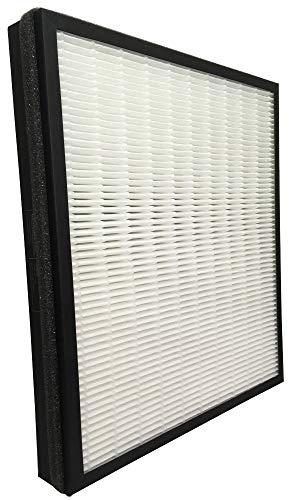 Comedes - Filtro combinato di ricambio per Philips AC4080/10 2 in 1, utilizzabile al posto di Philips AC4158/00