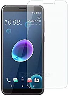 HTC Desire 12 Tempered Glass Screen Protector HD 2.5D BY Muzz