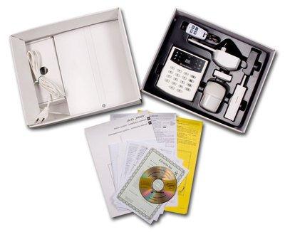 Kit de alarma inalámbrica jablotron JK-16 + GSM