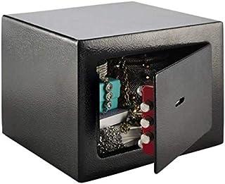 Sandleford 4L 150 x 200 x 170mm Atom Anti Theft Safe - 2 Access Keys, Floor Mounting Bolts, Floor Carpet Included