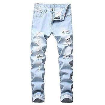Best sky blue jeans Reviews