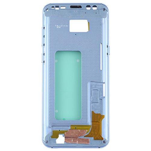 Zhangli centraal frame voor Galaxy S8 + / G9550 / G955F / G955A (zwart) brilmontuur, Blauw