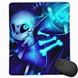 Undertales with Non-Slip Rubber Mouse Pad, Comfortable Computer Mouse Pad, Laptop, Gaming, Office and Home Mouse Pad