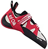 Red Chili Fusion VCR Climbing Shoe - Anthracite/Red 9