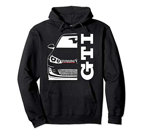 Golf VII 7 GTI Turbo 16V Performance Pullover Hoodie
