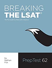 Breaking the LSAT: The Fox Test Prep Guide to a Real LSAT, Volume 2