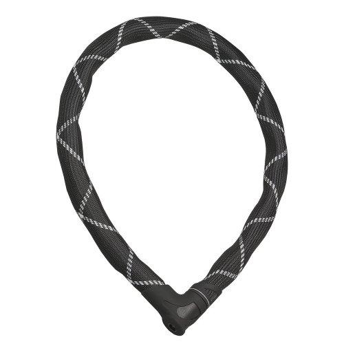 ABUS Steel-O-Flex Iven 8200/110, Black, 110 cm, 55149