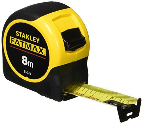 Stanley Flexómetro 8m x 32mm BladeArmor 0-33-728