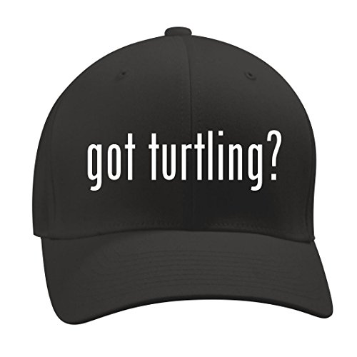 got Turtling? - A Nice Men's Adult Baseball Hat Cap, Black,...