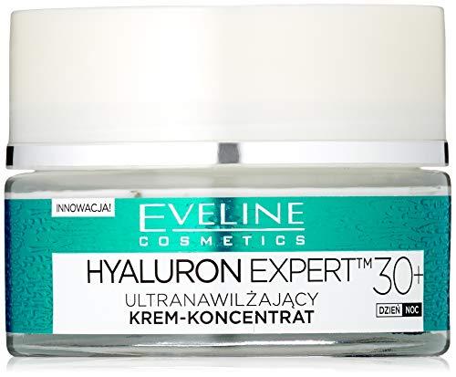 Eveline Cosmetics HYALURON CLINIC feuchtigkeitsspendende Antifalten creme 30+, 50 ml