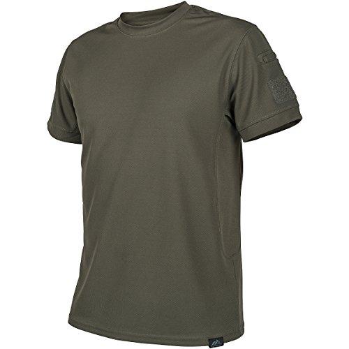 Helikon Herren Taktische T-Shirt Olivgrün Größe M