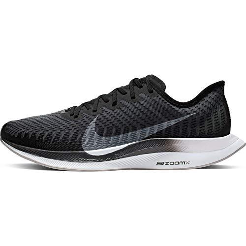 Nike Zoom Pegasus Turbo 2 Men's Training Shoe Black/White-Gunsmoke-Atmosphere Grey 11.0