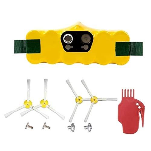 Para irobot Roomba 650 620 655 595 620 630 645 650 655 660 Robot Partes de aspirador Reposición