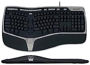 Microsoft B2M-00012 Natural Ergo Keyboard 4000