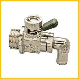 easy drain valve