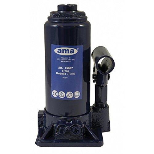 Hydraulischer Wagenheber 6Tonnen Wagenheber Flasche von AMA