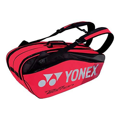 Yonex 9826EX PRO Tour Edition 6R Flame RED Racket Bag
