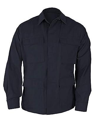 Propper Uniform BDU Coat, LAPD Navy, XX-Large Regular