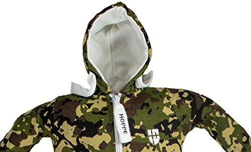 Gennadi Hoppe Baby Jumpsuit Strampelanzug (24-30, camo grün) - 2