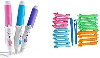 OraCorp Easy Travel Mini Hair Curler - Blue