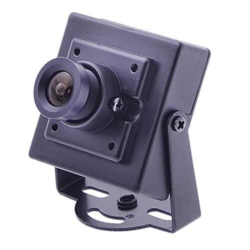 WOHAO Spielekonsolen Zubehör Mini-HD 700TVL 1/3 Zoll 3.6mm Objektiv CCTV-Sicherheits-Video FPV-Farbkamera, PAL-System.