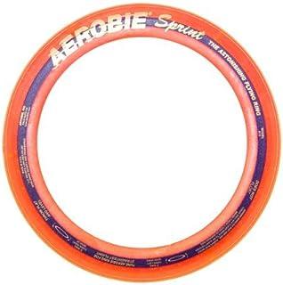 "Aerobie Sprint, 10"" Flying Ring, Red"