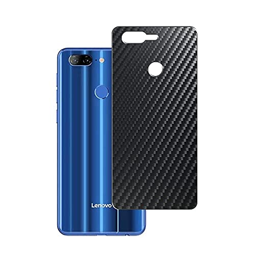 Puccy 2 Pack Back Screen Protector Film, compatible with Lenovo K9 Guard Cover ( Not Tempered Glass/Not Front Screen Protectors)- Black