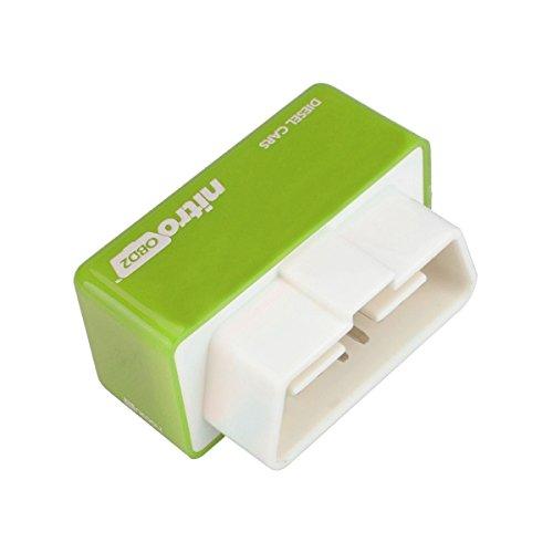 Alamor Eco Wirtschaft Chip Tuning Box Benzin Grün Kraftstoff Optimierung Gerät