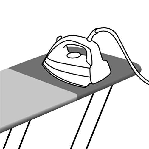 Gimi Legno Tech Asse da Stiro in Legno, con Fascia Poggiaferro, con Portabiancheria, Piano in Legno Multistrato 117 x 34 cm, Regolabile in Altezza, Legno, 117 x 40.5 x 90 cm