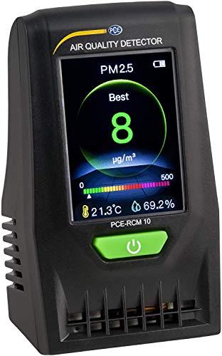 PCE Instruments Luftqualitätsmessgerät PCE-RCM 10