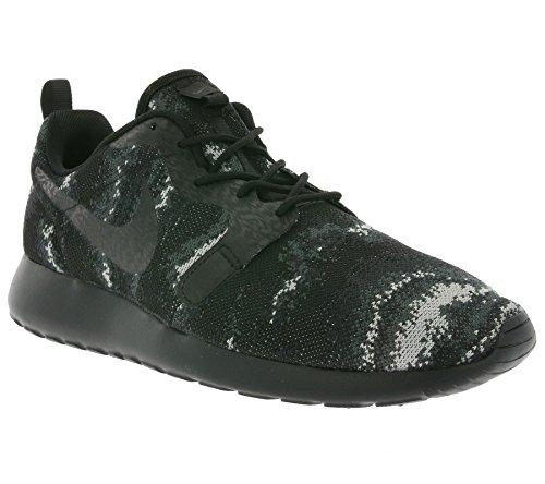 Nike Herren Roshe one kjcrd Laufschuhe, schwarz Wolf Grau Dunkelgrau, 44 EU