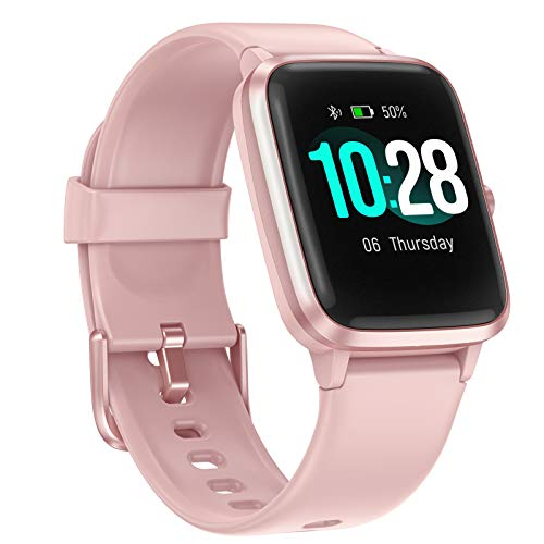 ALNbes Health and Fitness Smartwatch with Heart Rate Monitor, Smart...