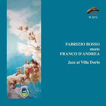 Jazz at Villa Durio