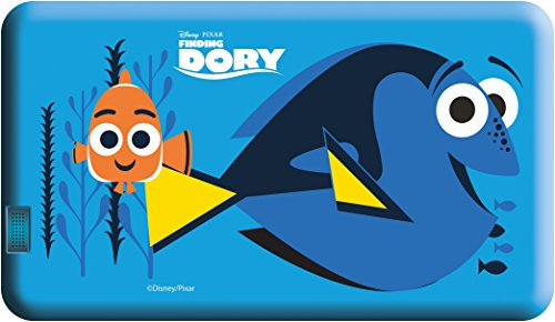 eSTAR Tablet-PC 17,78 cm (7 inch) (AMD A-serie Quad Core 1,3 GHz, 8 GB RAM, Android 6.0) Finding Dory blauw