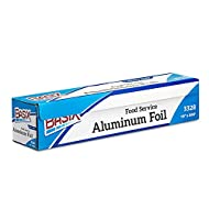 Basix Heavy Duty Food Service Aluminum Foil Roll