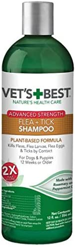 Mejor Calificado En Champus Antipulgas Para Perros Y Opiniones