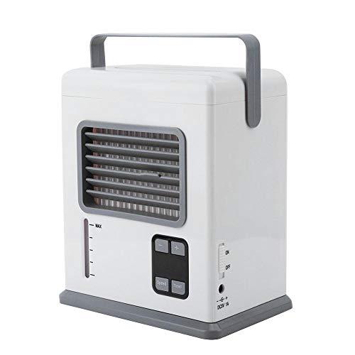 Electrodomésticos, Mini Aire Acondicionado Portátil Humidificador Pequeños ElectrodoméSticos De Aire Acondicionado Ventilador De Enfriamiento De Aire Enfriador De Aire