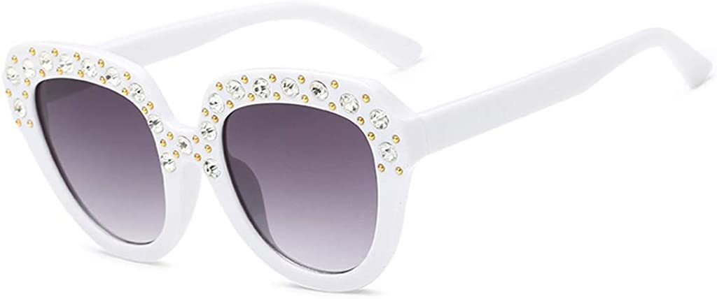 Fashion Oversized Diamond Big Square Sunglasses Luxury Designer Kids Baby Mirror Sun Glasses For Children Girl