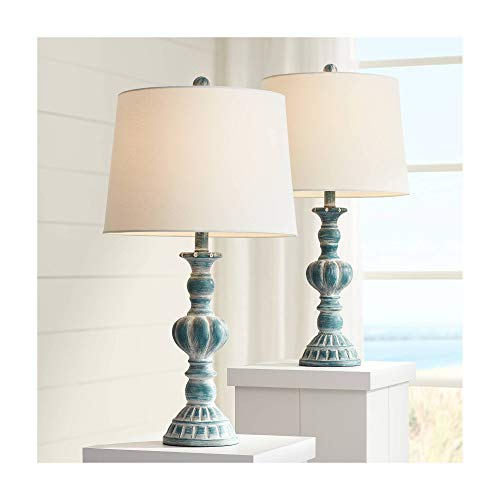 Regency Hill Tanya Traditional Table Lamps