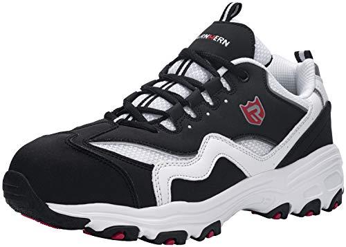 Zapatos de Seguridad Hombre,L91169 SBP Zapatillas de Trabajo con Punta de Acero...