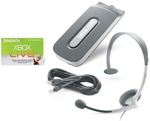Xbox 360 60GB LIVE Starter Pack