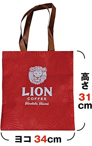 LION COFFEE ライオンコーヒー バニラマカダミア 1袋 198g