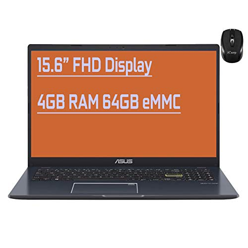 """Flagship Asus L510 Ultra Thin Business Laptop 15.6"""" FHD Display Intel..."""