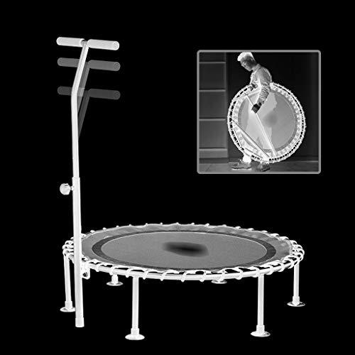 XUEYAN Indoor Trampolín Trampolín doméstica Adulto Antideslizante silencioso Trampolín física y Ocio Trampolín trampolín con la Ventosa y espectáculos for niños Trampolín Muelle